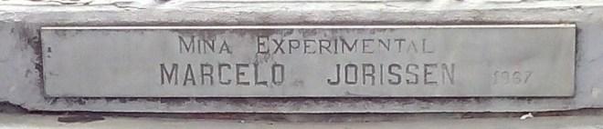 Mina experimental Marcelo Jorissen 1967