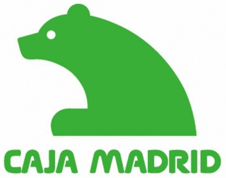 El Oso Verde - Logo de Caja Madrid