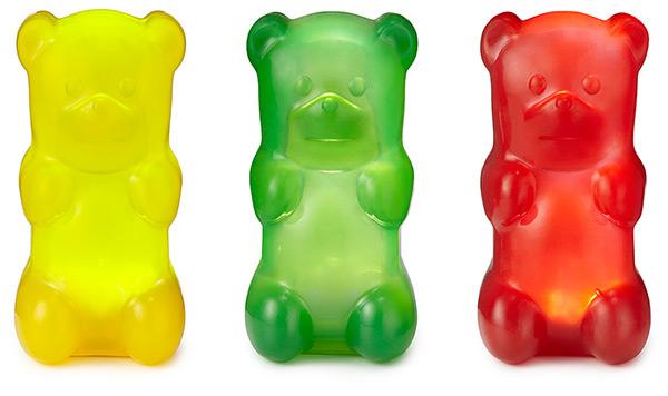 El Oso Verde - El Oso Verde se parece, pero no es un osito de gominola (3).