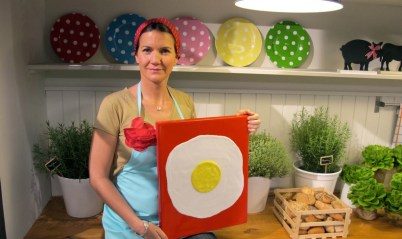 El Oso Verde - Trofeo huevo frito (2).