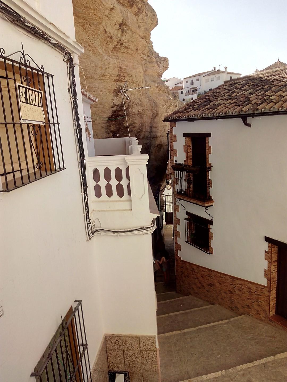 Setenil de las Bodegas - Calle Herrerías