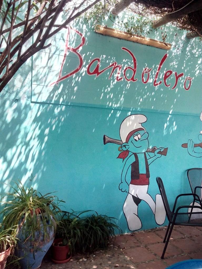 La Aldea Pitufa - Restaurante Bandolero