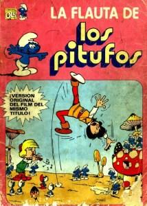 La Aldea Pitufa -La Flauta de los Pitufos