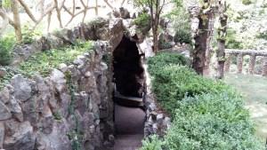 Los Jardines Artigas - Entrada a la gruta
