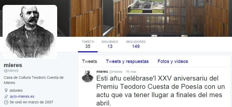 El Limpiabotas del Café Central - Timeline de @mieres. ¡Sólo 35 tuits!
