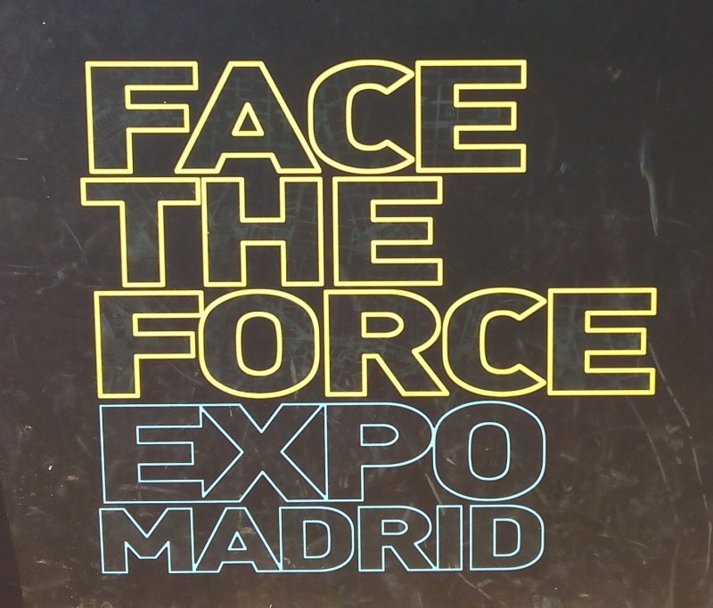 Face The Force - Madrid