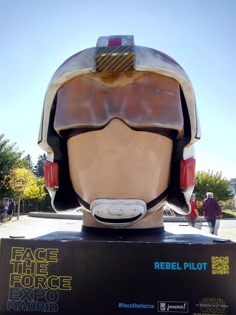 Face the Force - Piloto Rebelde