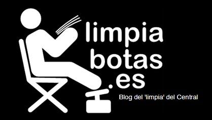 El Limpiabotas del Café Central - Logo de Javier Castaño