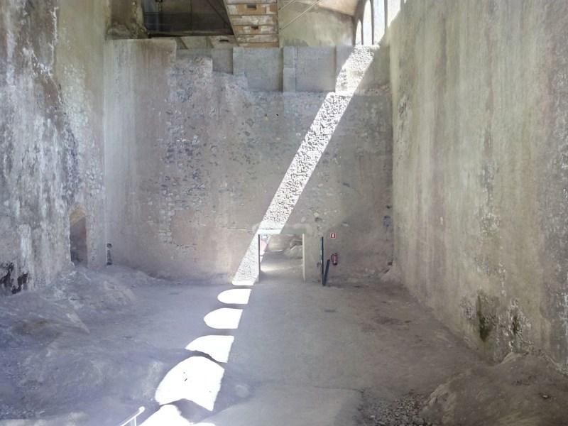 Museo del Cemento Asland - Silo de cemento