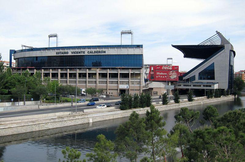 Museo del Cemento Asland - El estadio Vicente Calderón fue uno de los edificios afectados por aluminosis (12).