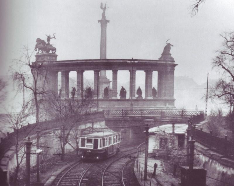 Estación Fantasma de Chamberí - Metro de Budapest (4)