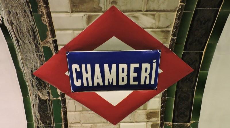 Estación Fantasma de Chamberí - Estacion Fantasma de Chamberí
