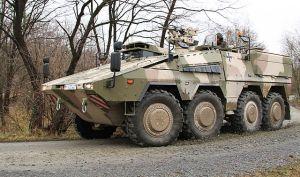Museo de Carros de Combate - Transporte blindado alemán GTK (15)
