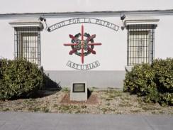 Museo de Carros de Combate - Homenaje al Regimiento Asturias en su 350 aniversario