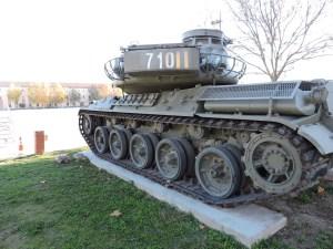 Museo de Carros de Combate - AMX-30 E, modernizado en España