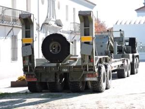 Museo de Carros de Combate - El Kynos fue exportado además a Sudáfrica
