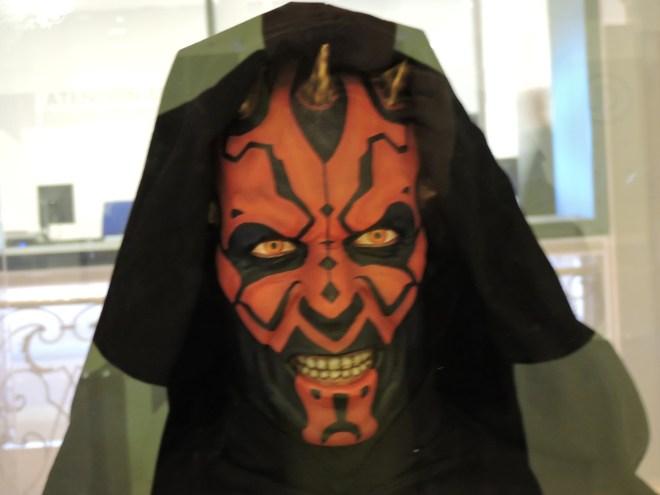 Exposición Star Wars Telefónica