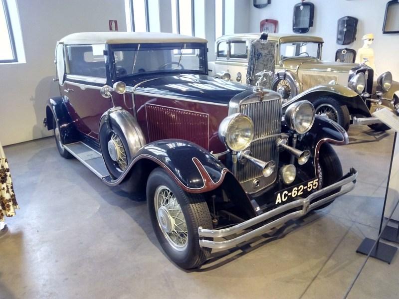 Museo Automovilístico - Nash (EEUU - 1930)