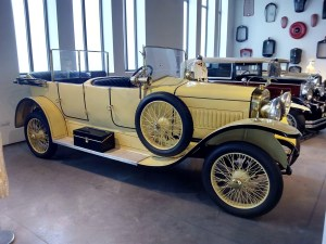 Museo Automovilístico - Hispano-Suiza T23 (España - 1917)