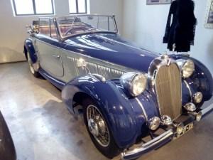 Museo Automovilístico - Talbot-Lago (Francia - 1937)