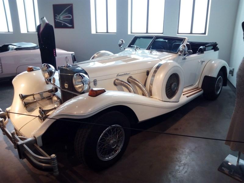 Museo Automovilístico - Excalibur V (EEUU - 1985)