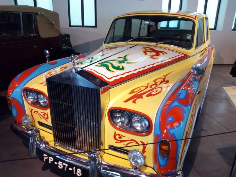 Museo Automovilístico - Rolls-Royce Phantom VI (Reino Unido - 1968)