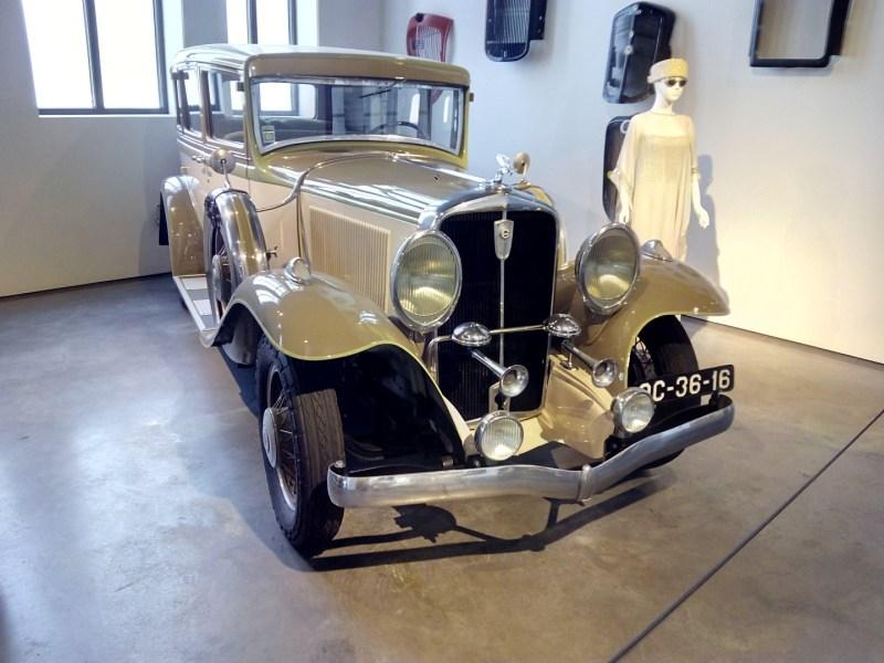 Museo Automovilístico - Studebaker President (EEUU - 1931)