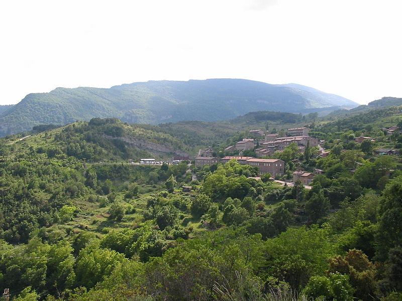 Museo Minas Serchs - Donde antes sólo estaba la ermita de San Cornelio, Olano creó una colonia minera para que los trabajadores (9)