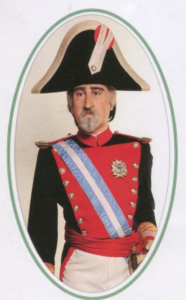Museo de la Guardia Civil - Francisco Javier Girón Ezpeleta Las Casas y Enrile, II Duque de Ahumada