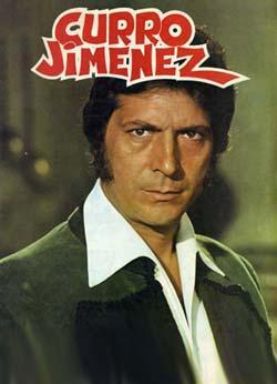 Museo de la Guardia Civil - Curro Jiménez, serie de TVE de 1976, en la que los bandoleros son una mezcla de Robin Hood y Sandokán.