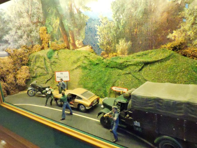 Museo de la Guardia Civil - El asesinato del guardia José Pardines en junio de 1968 fue el primero asesinato reconocido de ETA (Imagen propiedad del Museo de la Guardia Civil)