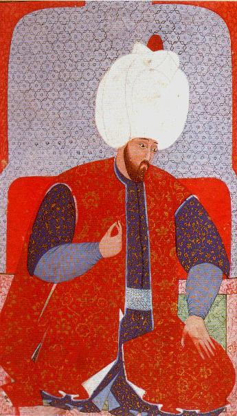 Tumba Ante Pavelic - Solimán el Magnífico, sultán Otomano que llegó hasta las puertas de Viena (5)