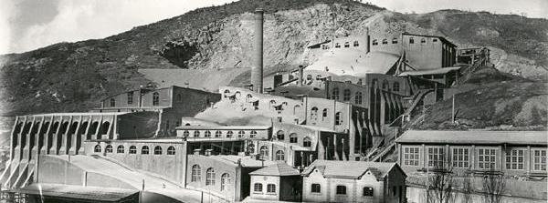 Tren del Cemento - Fábrica de Cemento Asland