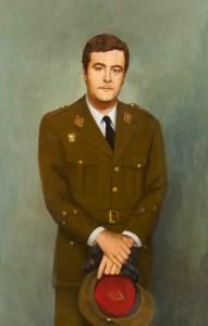 Museo Farmacia Militar - Capitán de Farmacia Alberto Martín Barrios, secuestrado y asesinado por ETA en 1983