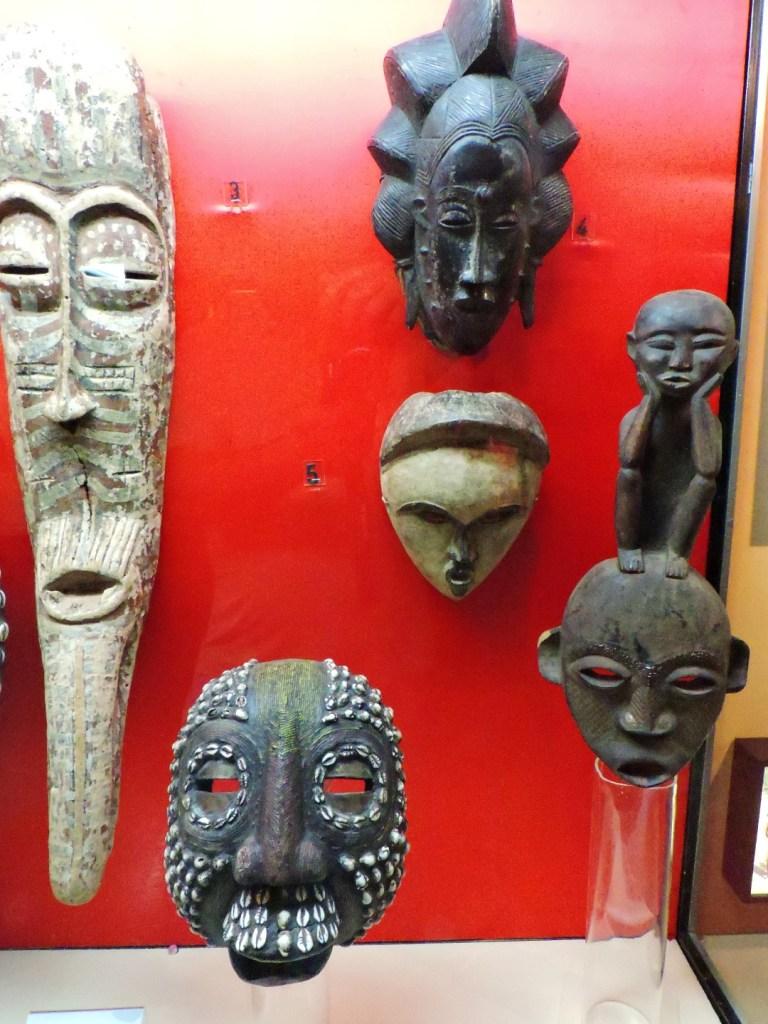 Museo Mundo Negro - Máscaras iniciáticas