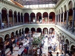 Museo Histórico-Minero - En la primera planta se exponen maquetas, aparatos y varias colecciones de minerales.