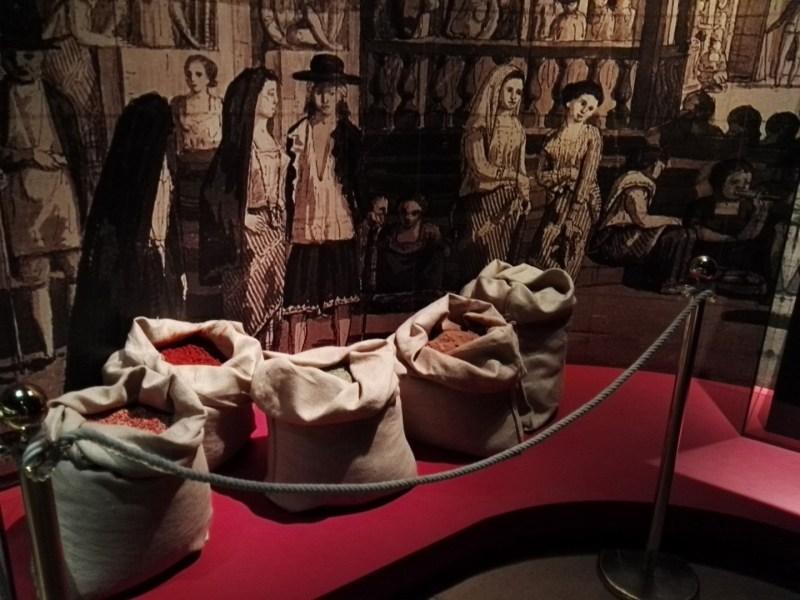 El Galeón de Manila - El producto estrella del comercio fueron, inicialmente, las especias.