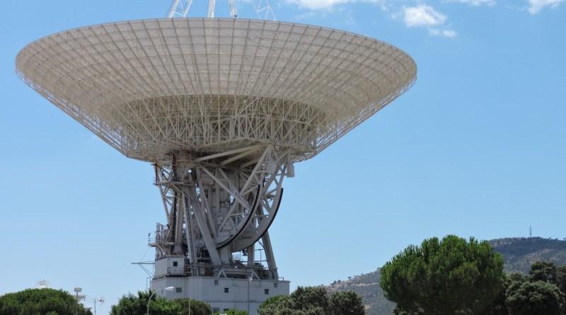 Red del Espacio Profundo – Madrid