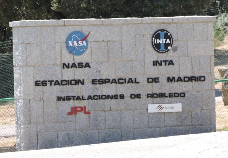Museo Lunar - Los acuerdos firmados entre España y la NASA en 1964 preveían el traspaso de las estaciones al INTA.