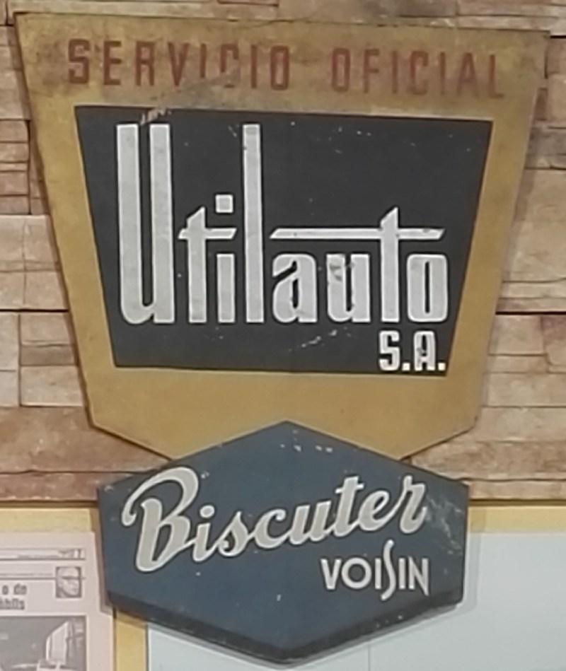Museo Sala Team - La marca Biscúter (adaptación española de Bi-scooter) sólo ha existido en España.