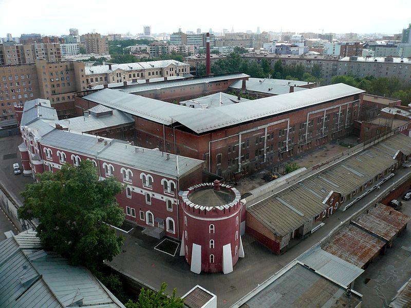 Exposición Theremin - Prisión de Butyrka, en Moscú, antesala (en el mejor de los casos) del Gulag (7).