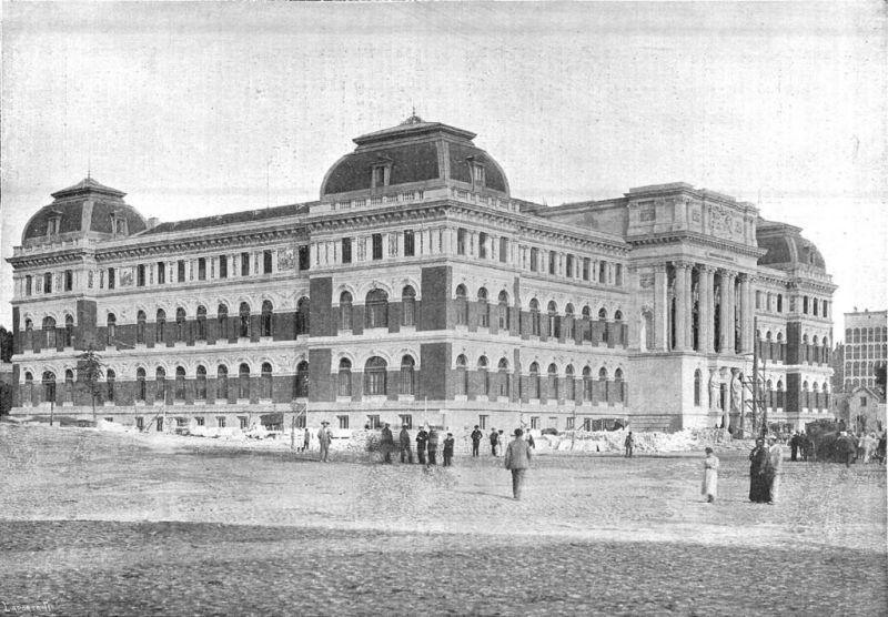 Jardín Botánico Madrid - Ministerio de Agricultura, construido en 1890 por el arquitecto Velázquez Bosco, autor también de la Escuela de Minas (8).