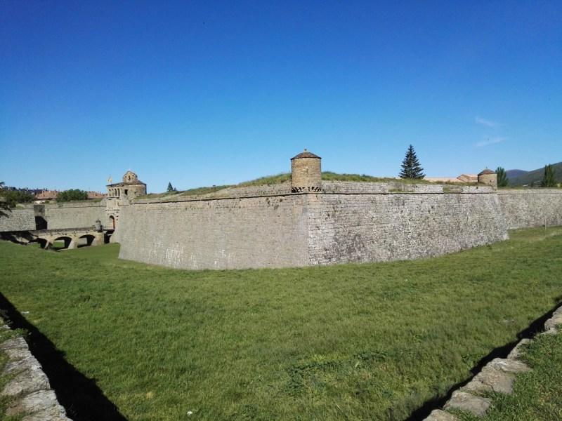 Museo de Miniaturas Militares - La Ciudadela es una fortificación en forma de pentágono, que mandó construir Felipe II.
