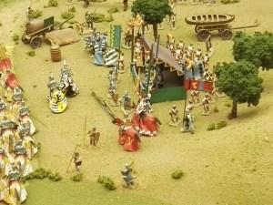 Museo de Miniaturas Militares - La Corona de Aragón