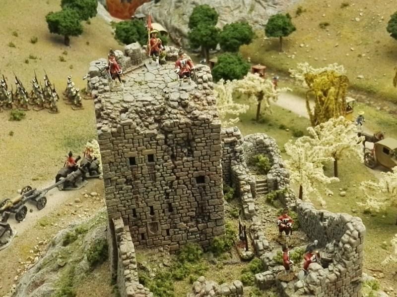 Museo de Miniaturas Militares - El Siglo XVII