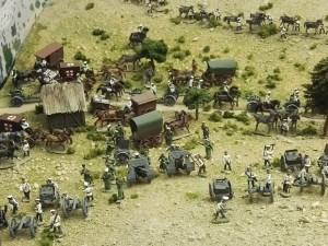 Museo de Miniaturas Militares - Los Ejércitos del Zar