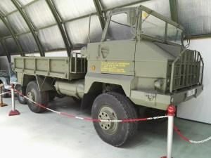Museo del Aire - Camión Pegaso del Ejército del Aire.