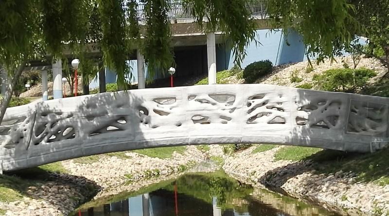 Puente Peatonal 3D