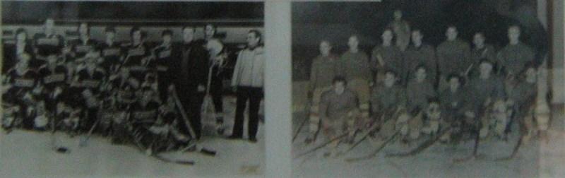 El Jugador de Hockey - Durante los años 60 el interés por el hockey se mantuvo en Puigcerdá.