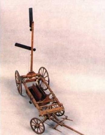 El telégrafo óptico - Diseño de telégrafo móvil basado en el sistema de Francisco Hurtado (7).